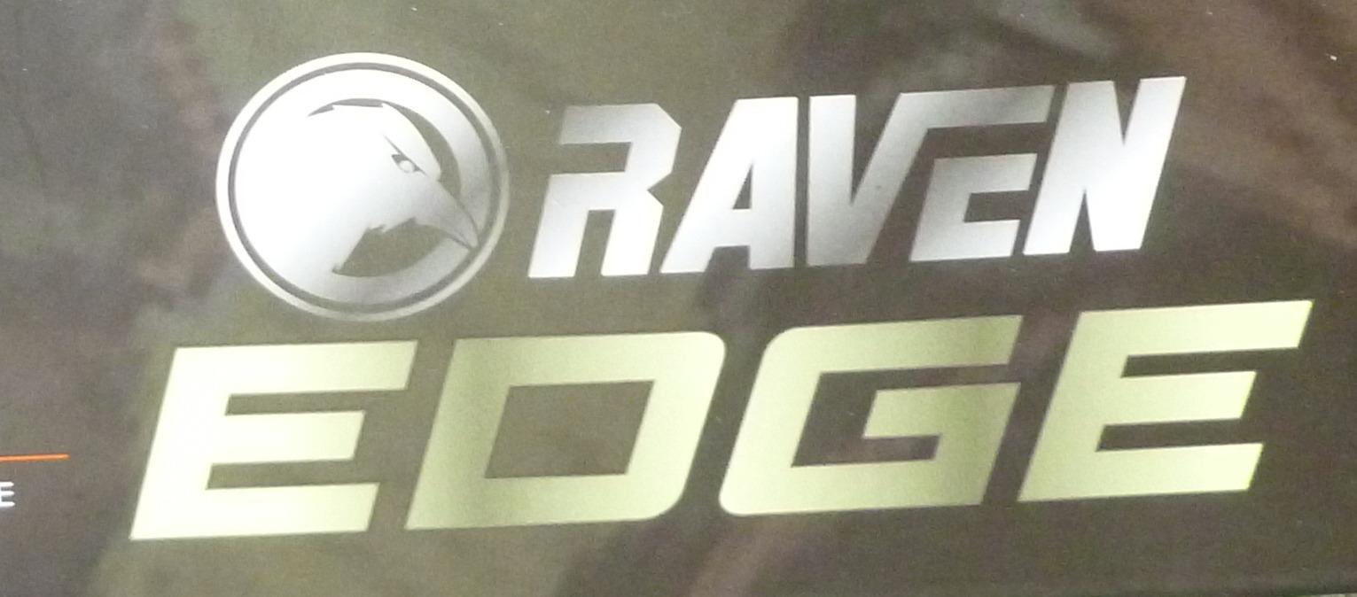 Test maschera Raven. Una piacevole sorpresa